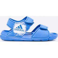 Adidas Performance - Sandały dziecięce AltaSwim. Sandały chłopięce adidas Performance, z materiału. W wyprzedaży za 99.90 zł.