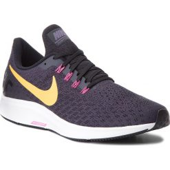 Buty NIKE - Air Zoom Pegasus 35 942851 008 Gridiron/Laser Orange/Black. Niebieskie buty sportowe męskie Nike, z materiału. W wyprzedaży za 349.00 zł.