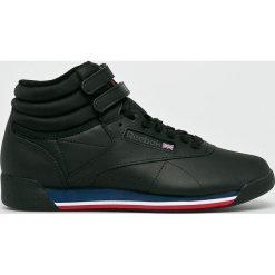 Reebok Classic - Buty Femmes. Czarne obuwie sportowe damskie Reebok Classic, z gumy. W wyprzedaży za 349.90 zł.