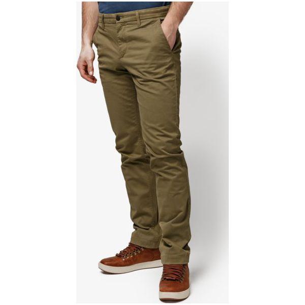 słodkie tanie najlepiej autentyczne Najlepiej Timberland Spodnie Squam Lake Stretch Twill Straight Chino , zielony,  rozmiar 36/34