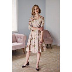 b14acb1188 Sukienki damskie marki Marie Zélie - Kolekcja wiosna 2019 - Chillizet.pl