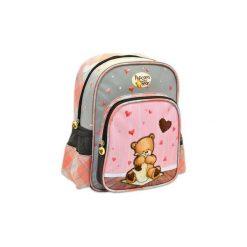 Plecak dziecięcy Popcorn Bear 2. Różowe torby i plecaki dziecięce Eurocom. Za 57.51 zł.