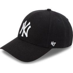 Czapka z daszkiem 47 BRAND - New York Yankees B-MVP17WBV-BK Czarny. Czarne czapki i kapelusze męskie 47 Brand. Za 89.00 zł.