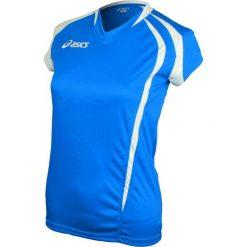 Asics Koszulka damska Fanny niebieska r. XL (T751Z1.4301). T-shirty damskie Asics. Za 65.00 zł.