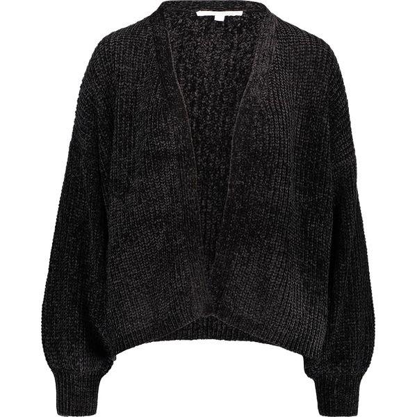 25d9b197129c5 Kardigan w kolorze czarnym - Kardigany damskie marki Tom Tailor ...