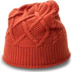 Czapka adidas - Clmht Lined Bea BR9972  Energy/Black/White. Brązowe czapki i kapelusze damskie Adidas, z elastanu. Za 119.00 zł.