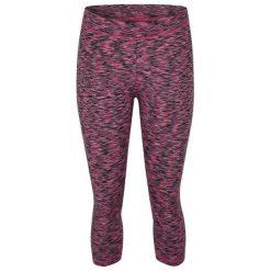 Loap Spodnie Makitana 3/4 Kn Pink Mel S. Różowe spodnie sportowe damskie Loap. W wyprzedaży za 59.00 zł.