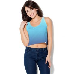 Colour Pleasure Koszulka damska CP-035 60 niebieska r. XS-S. T-shirty damskie Colour Pleasure. Za 64.14 zł.
