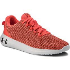 Buty UNDER ARMOUR - Ua Ripple 3021186-600 Red. Brązowe buty sportowe męskie Under Armour, z materiału. W wyprzedaży za 199.00 zł.