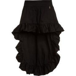Patrizia Pepe SKIRT Długa spódnica black. Spódniczki dla dziewczynek Patrizia Pepe, z bawełny. Za 459.00 zł.
