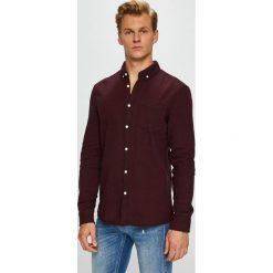 Review - Koszula. Brązowe koszule męskie Review, z bawełny, button down, z długim rękawem. Za 119.90 zł.