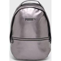 Puma - Plecak. Szare plecaki damskie Puma, z materiału. Za 229.90 zł.