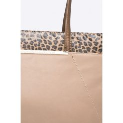 Cavalli Class - Torebka. Brązowe torebki do ręki damskie Cavalli Class. W wyprzedaży za 299.90 zł.