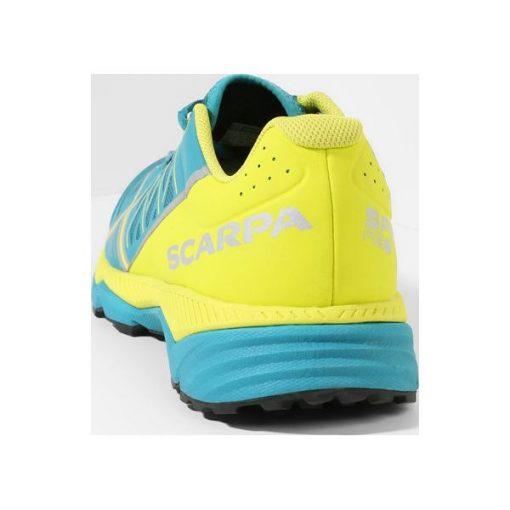 Scarpa SPIN RS Obuwie do biegania Szlak blue bayspring