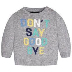 Sweter w kolorze szarym. Swetry dla chłopców marki Reserved. W wyprzedaży za 82.95 zł.
