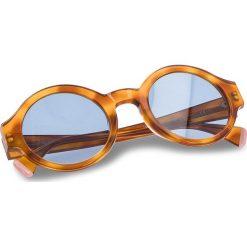 Okulary przeciwsłoneczne MARELLA - Indie 38010282  002. Brązowe okulary przeciwsłoneczne damskie Marella. W wyprzedaży za 319.00 zł.