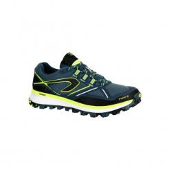 Buty do biegania KIPRUN TRAIL MT męskie. Szare buty sportowe męskie KALENJI, z gumy. W wyprzedaży za 219.99 zł.