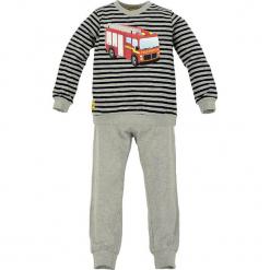 Piżama w kolorze szarym. Szare bielizna dla chłopców Bondi, z nadrukiem, z bawełny. W wyprzedaży za 65.95 zł.