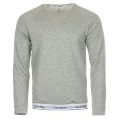 Calvin Klein Bluza Męska M Szara. Szare bluzy męskie Calvin Klein, z gumy. Za 269.00 zł.