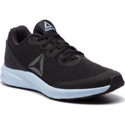 Buty Reebok - Runner 3.0 CN6810 Black/True Gry/Denim Glow. Czarne obuwie sportowe damskie Reebok, z denimu. Za 229.00 zł.