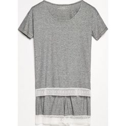 Piżama z szortami - Czarny. Czarne piżamy damskie Reserved. Za 79.99 zł.