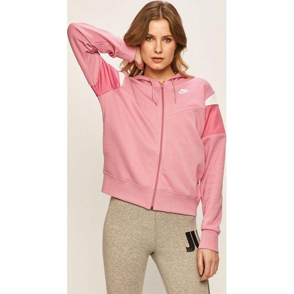 Nike Sportswear Bluza Bluzy damskie czarne w