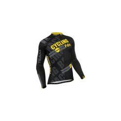 Bluza rowerowa męska FDX Pro Cycling Long Sleeve Thermal Jersey XXL. Bluzy męskie marki KALENJI. Za 219.90 zł.