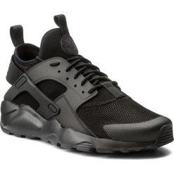 Buty NIKE - Air Hurache Run Ultra 819685 002 Black/Black/Black. Czarne buty sportowe męskie Nike, z materiału. W wyprzedaży za 409.00 zł.