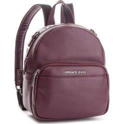 Plecak VERSACE JEANS - E1VSBBB7 70709 331. Czerwone plecaki damskie Versace Jeans, z jeansu, eleganckie. Za 699.00 zł.