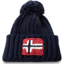 Czapka NAPAPIJRI - Semiury 1 N0YGSE Blu Marine 176. Niebieskie czapki i kapelusze męskie Napapijri. W wyprzedaży za 139.00 zł.