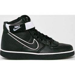 Nike Sportswear - Buty Vandal High Supreme Ltr. Czarne buty sportowe męskie Nike Sportswear, z gumy. Za 469.90 zł.