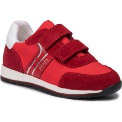 Sneakersy BOSS J09117 Red 97E