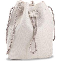 Torebka MELISSA - Bag + Baja East Ad 34131 White 01177. Białe torebki do ręki damskie Melissa, w geometryczne wzory, z tworzywa sztucznego. W wyprzedaży za 379.00 zł.