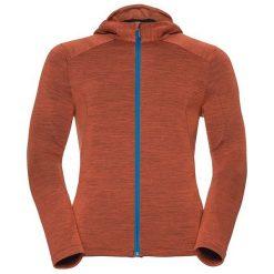Odlo Bluza tech. Odlo Hoody midlayer SIERRA                    - 527942 - 527942/30307/XL. Bluzy sportowe damskie Odlo. Za 296.42 zł.
