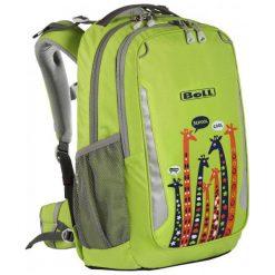 Boll Plecak Szkolny Schoolmate 18 Giraffe Lime. Zielone torby i plecaki dziecięce Boll. Za 299.00 zł.