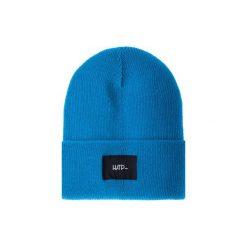 Czapka Beanie Blue Ocean. Niebieskie czapki i kapelusze damskie Harp team, z dzianiny. Za 49.00 zł.