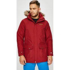 Columbia - Kurtka. Czerwone kurtki męskie Columbia, z materiału. W wyprzedaży za 699.90 zł.