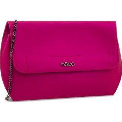 Torebka NOBO - NBAG-F1010-C004 Różowy. Czerwone torebki do ręki damskie Nobo, ze skóry ekologicznej. W wyprzedaży za 99.00 zł.