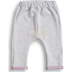Spodnie niemowlęce Pink szaro-różowe r. 80 (DU-025). Spodenki niemowlęce marki Pollena Savona. Za 28.88 zł.