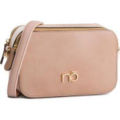 Torebka NOBO - NBAG-E1750-C015  Beżowy Z Różowym I Perłowym. Czerwone torebki do ręki damskie Nobo, ze skóry ekologicznej. W wyprzedaży za 109.00 zł.