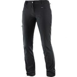 Salomon Spodnie damskie WAYFARER PANT W Black r. 40. Spodnie dresowe damskie marki bonprix. Za 239.99 zł.