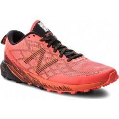 Buty NEW BALANCE - MTUNKNF Pomarańczowy. Brązowe buty sportowe męskie New Balance, z materiału. W wyprzedaży za 349.00 zł.