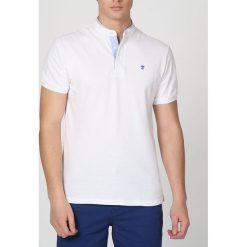 Koszulka polo w kolorze białym. T-shirty dla chłopców The Time of Bocha, z krótkim rękawem. W wyprzedaży za 94.95 zł.