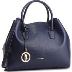 Torebka PUCCINI - BT28562 7A Granatowy. Niebieskie torebki do ręki damskie Puccini, ze skóry ekologicznej. W wyprzedaży za 209.00 zł.