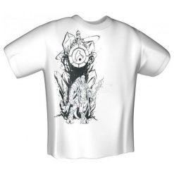 J!NX World of Warcraft Draenei Race T-Shirt biała (M) ( 7121-M ). Białe t-shirty i topy dla dziewczynek J!NX. Za 146.86 zł.