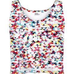 Colour Pleasure Koszulka damska CP-035 16 biało-różowa r. M/L. T-shirty damskie Colour Pleasure. Za 64.14 zł.