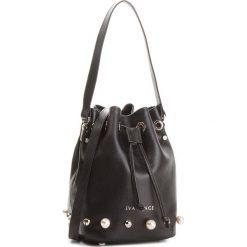 Torebka EVA MINGE - Santurce 3D 18NN1372470ES 101. Czarne torebki do ręki damskie Eva Minge, ze skóry. W wyprzedaży za 349.00 zł.