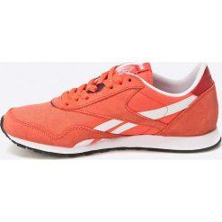 Reebok Classic - Buty. Różowe obuwie sportowe damskie Reebok Classic, z gumy. W wyprzedaży za 159.90 zł.