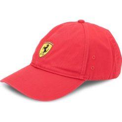 Czapka z daszkiem PUMA - Sf Fanwear BBCap 021774 01 Rosso Corsa. Czerwone czapki i kapelusze męskie Puma. W wyprzedaży za 119.00 zł.