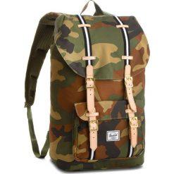 Plecak HERSCHEL - Lil Amer 10014-01832  Woodland Camo/Black/White. Plecaki damskie marki QUECHUA. W wyprzedaży za 399.00 zł.